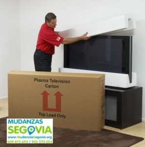 Mudanzas casas Segovia