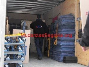 Relocation Segovia