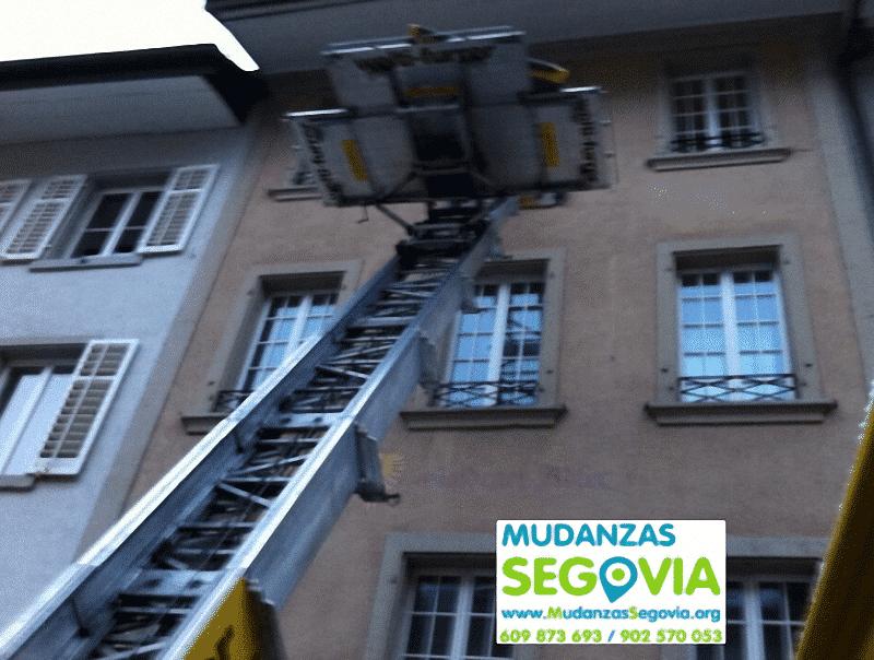 Alquiler de Montamuebles en Segovia