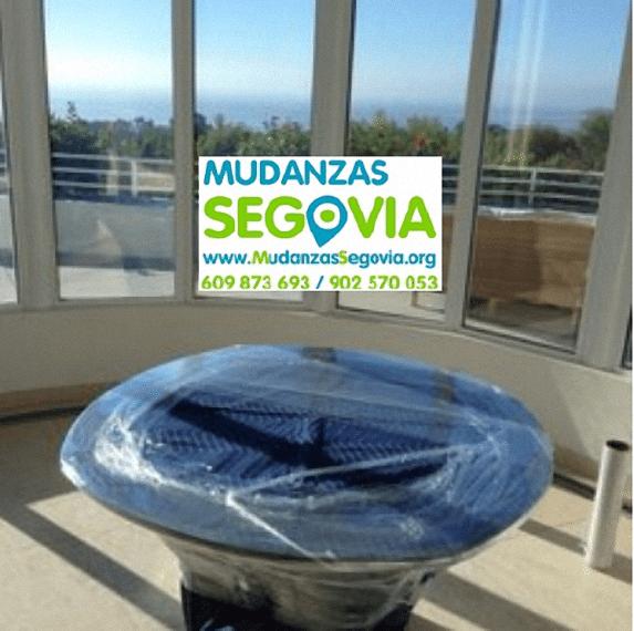 Mudanzas Añe Segovia