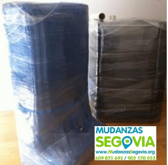 Mudanzas Adrada de Pirón Segovia