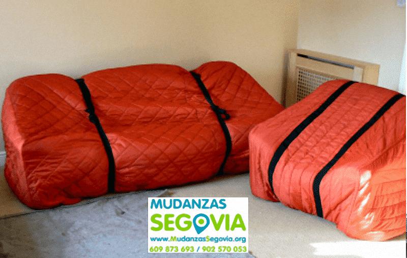 Mudanzas Aldeanueva de la Serrezuela Segovia
