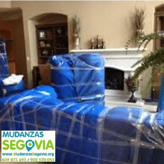 Mudanzas Aldehuela del Codonal Segovia