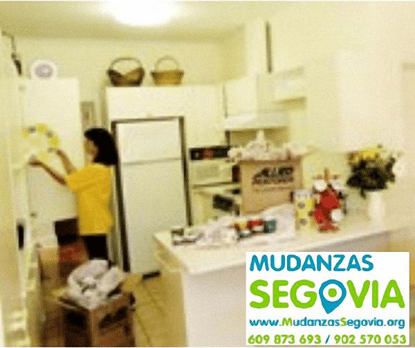 Mudanzas Arcones Segovia