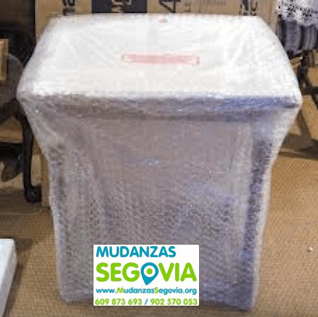 Mudanzas Armuña Segovia