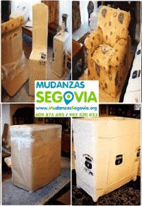 Mudanzas Cantabria Segovia