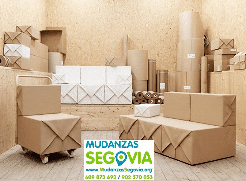 Mudanzas Cubillo Segovia