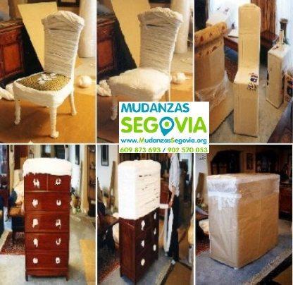 Mudanzas Encinillas Segovia