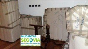 Mudanzas Ferias Segovia