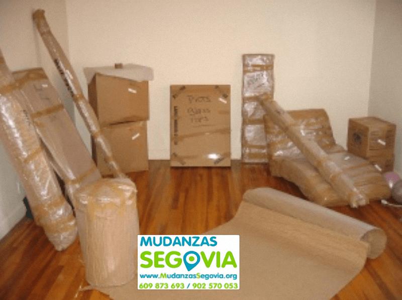 Mudanzas Fuentesaúco de Fuentidueña Segovia
