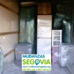 Mudanzas Labajos Segovia