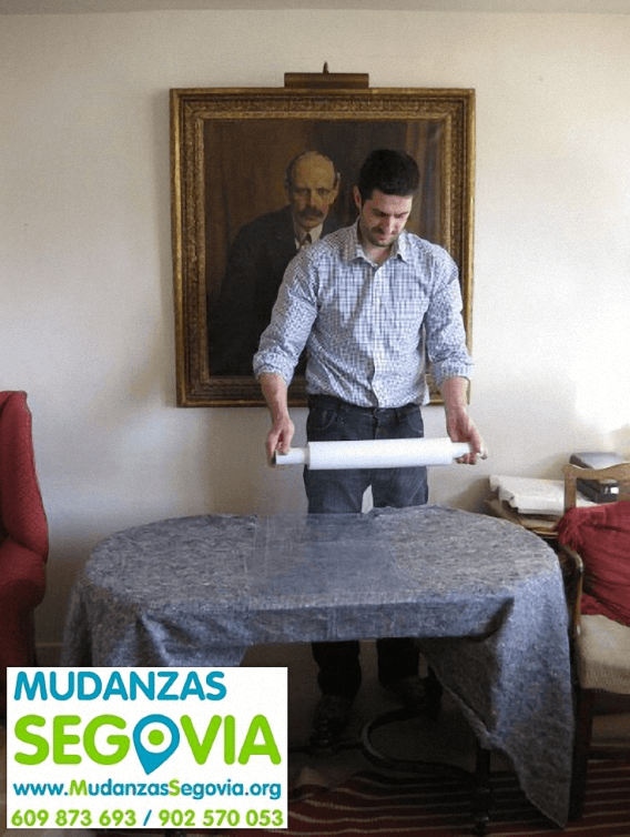 Mudanzas Lastras de Cuéllar Segovia