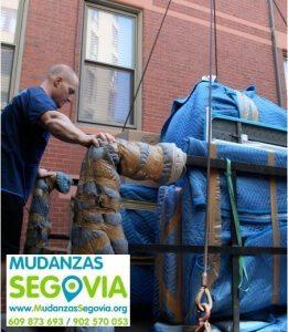Mudanzas Locales en Segovia