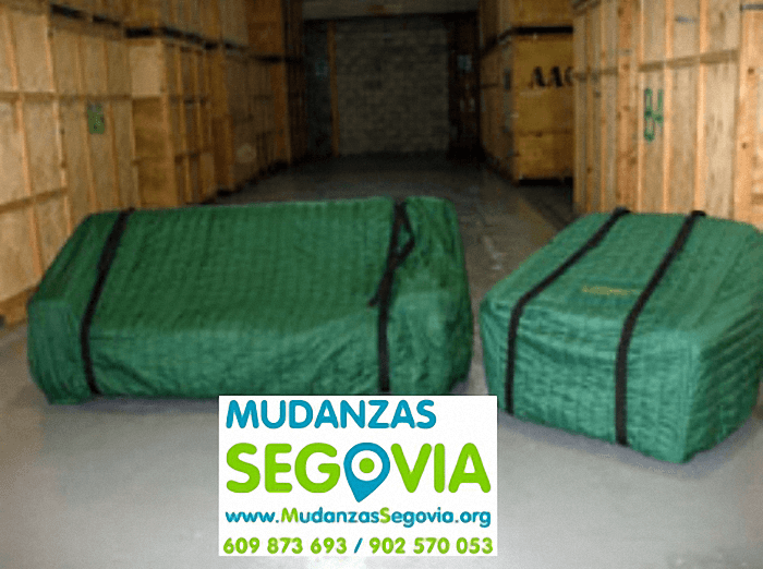 Mudanzas Martín Muñoz de la Dehesa Segovia