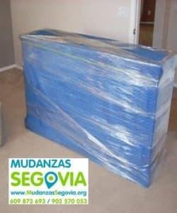 Mudanzas Montejo de Arévalo