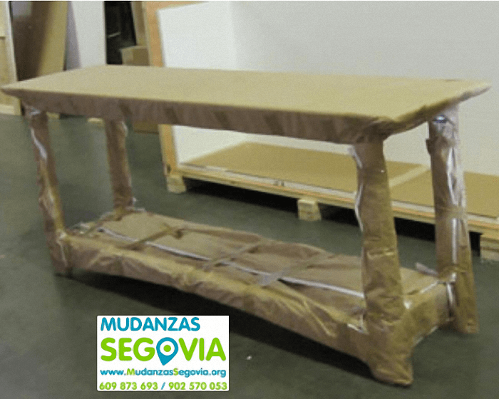 Mudanzas Muñoveros Segovia