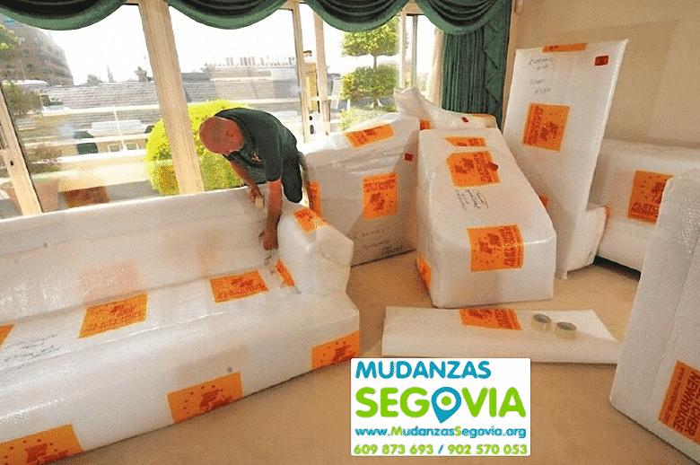 Mudanzas Pradales Segovia