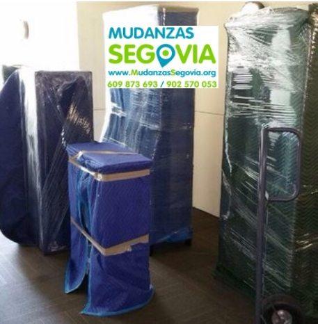Mudanzas Puebla de Pedraza Segovia