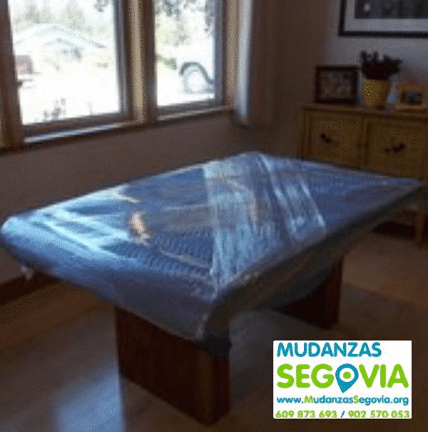 Mudanzas Soria Segovia