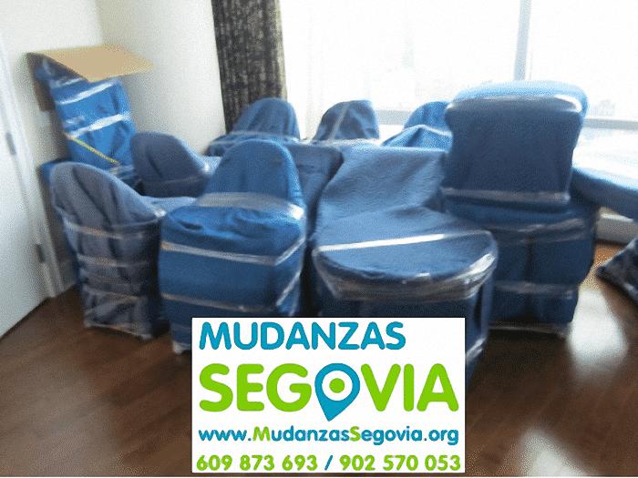 Mudanzas Teruel Segovia