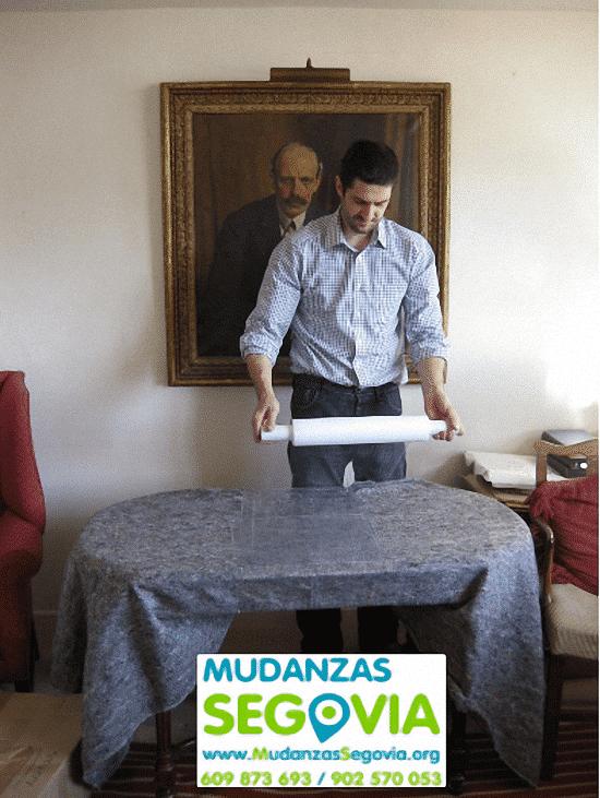 Mudanzas Torrecaballeros Segovia