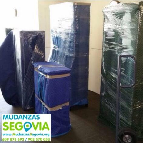 Mudanzas Veganzones Segovia