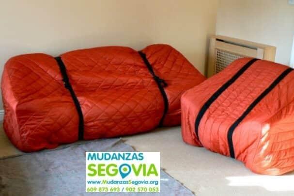 Mudanzas Ventosilla y Tejadilla Segovia