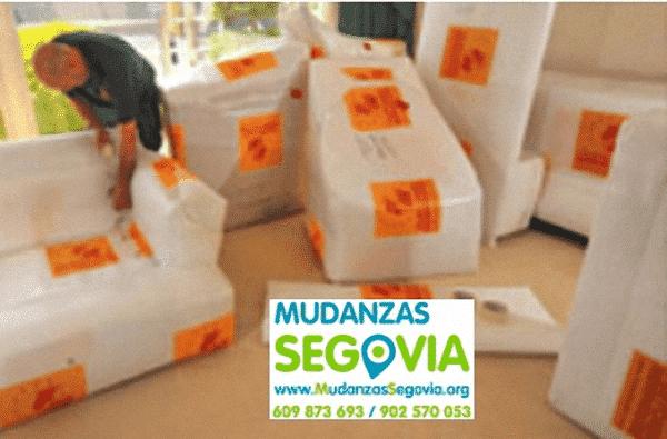 Mudanzas Villeguillo Segovia