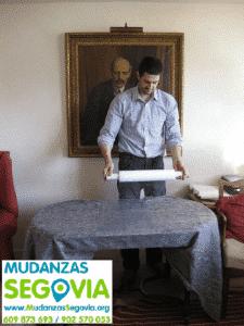 Mudanzas de Casas en Segovia