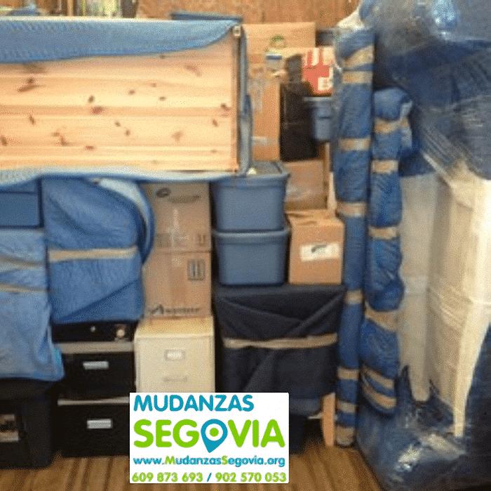 Mudanzas Granada Segovia