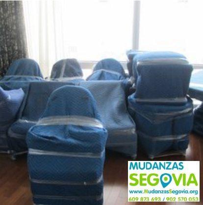 Mudanzas Huelva Segovia