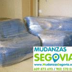 Mudanzas Murcia Segovia