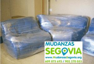 Mudanzas de Murcia a Segovia