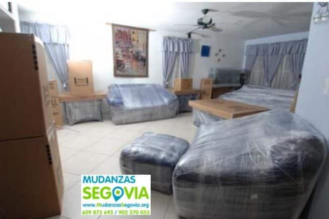 Mudanzas Segovia Navarra