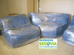 Mudanzas de Segovia a Zaragoza