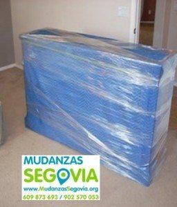 Mudanzas de cajas fuertes en Segovia