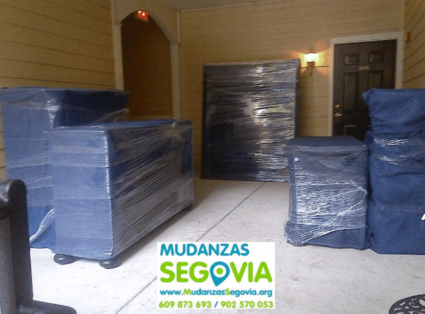Embalajes Segovia
