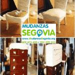 Mudanzas Lugo Segovia