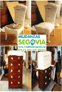 Mudanzas desde Lugo a Segovia