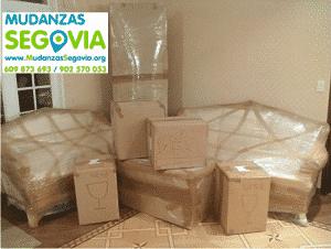 Mudanzas y Embalajes en Segovia