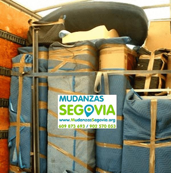 Mudanzas y Traslados en Segovia