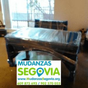 Precios mudanzas en Segovia