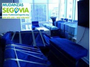 Retirada Muebles en Segovia