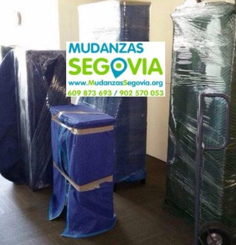 Transportes de cajas fuertes en Segovia