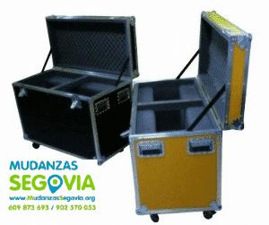 Transportes en Segovia