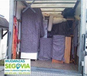 Vaciado de pisos en Segovia