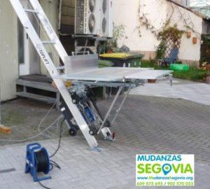 Mudanzas Bernardos Segovia