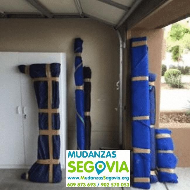 Mudanzas Boceguillas Segovia