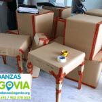 Mudanzas Segovia Mudanzas Internacionales