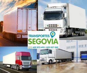 Agencia transportes Segovia